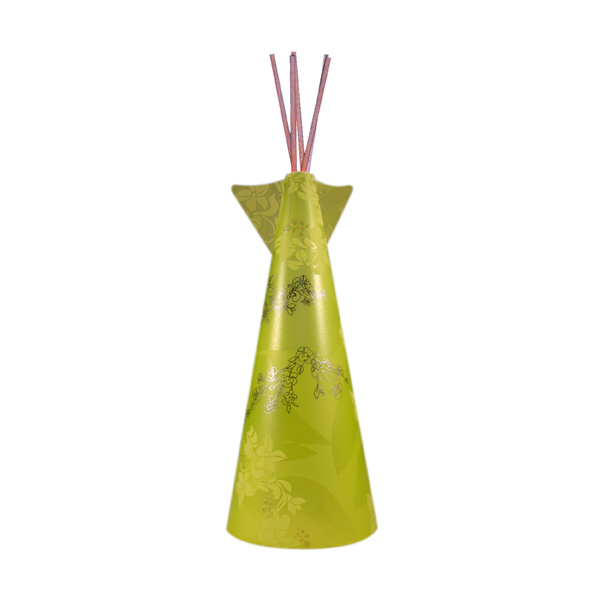 lampe tipi ibiscus citron vert de 50 cm lumi res du monde paris. Black Bedroom Furniture Sets. Home Design Ideas