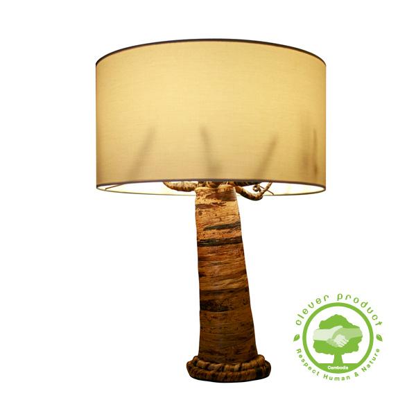 Lampe baobab
